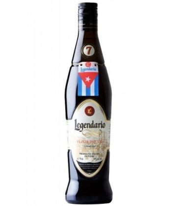 legendario elixir de cuba - ron dulce