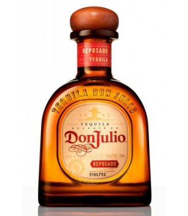 tequila don julio reposado - don julio reposado