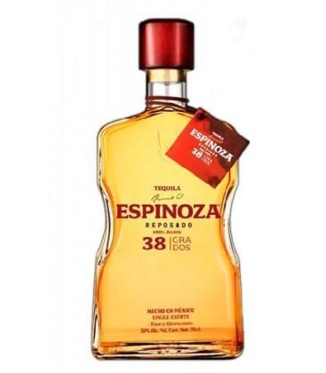 tequila espinoza reposado