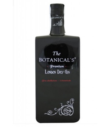 gin the botanical premium