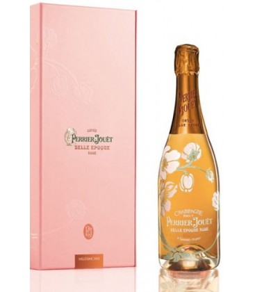 champagne perrier jouet belle epoque rose
