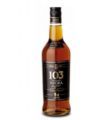 103 etiqueta negra - brandy osborne