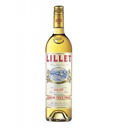 lillet blanc - vermouth blanco