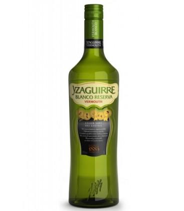 vermouth blanco reserva yzaguirre - comprar yzaguirre blanco
