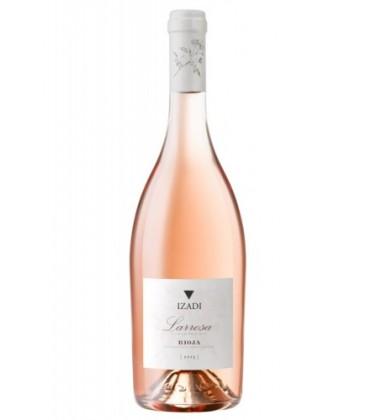 vino rosado izadi larrosa rioja