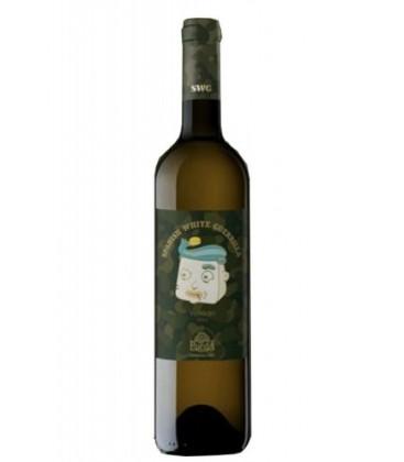 vino blanco spanish white guerrilla verdejo