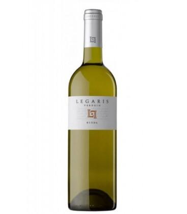 vino blanco legaris verdejo