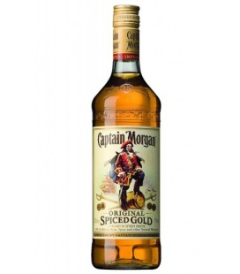 captain morgan original spiced gold - comprar ron - ron jamaica