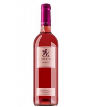 vino rosado fortius rosado
