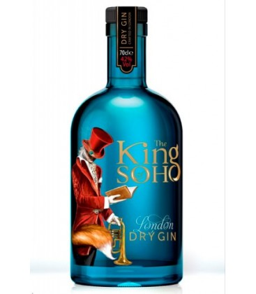 gin king of soho - comprar gin king of soho - comprar ginebra - inglaterra