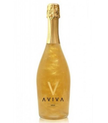 vino espumoso aviva gold