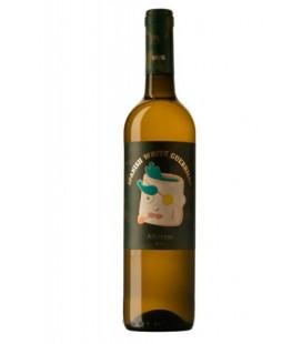vino spanish white guerrilla albari