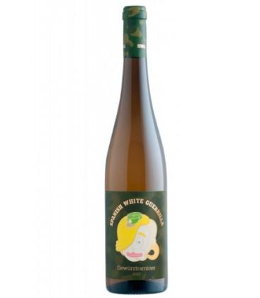 spanish white guerrilla gewurztraminer  - comprar vino blanco guerrilla