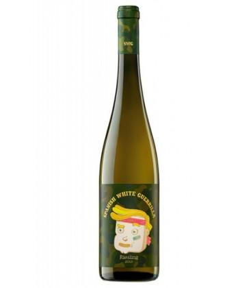 spanish white guerrilla riesling - comprar vino blanco - vt valles de sadacia