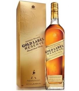 whisky johnnie walker gold reserve