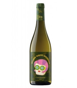spanish white guerrilla chardonnay - comprar vino spanish guerrilla - vino