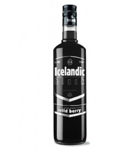 Licor Vodka Icelandic Black
