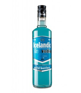 Licor Vodka Icelandic Blue