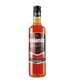 Licor Vodka Icelandic Caramel