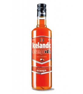 Licor Vodka Icelandic Orange