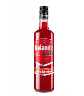 Licor Vodka Icelandic Red