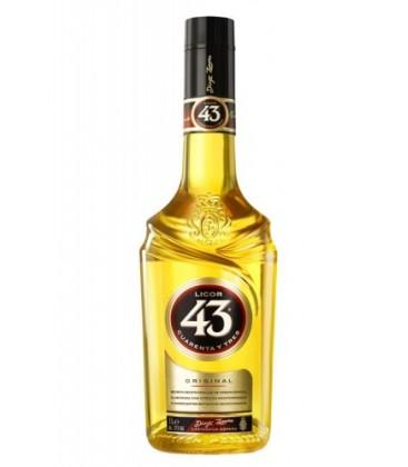 licor 43 1l - licor cuarenta y tres
