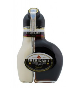 sheridan's cream - licor de caf