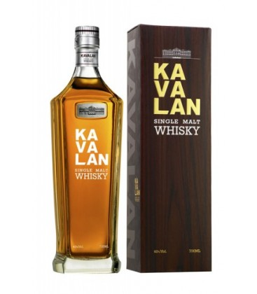 kavalan single malt 40% - whisky kavalan single malt
