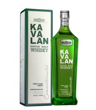 kavalan concertmaster - whisky kavalan concertmaster