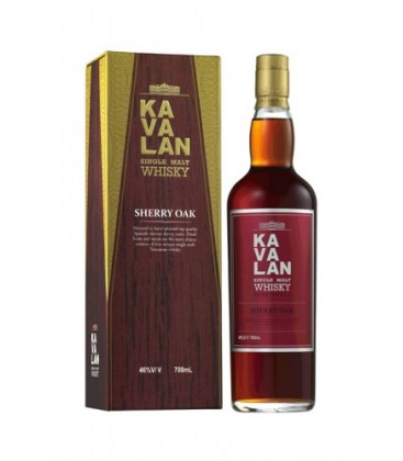kavalan sherry oak - whisky kavalan sherry oak