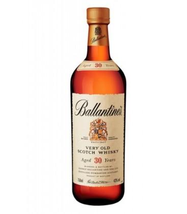whisky ballantine's 30 a