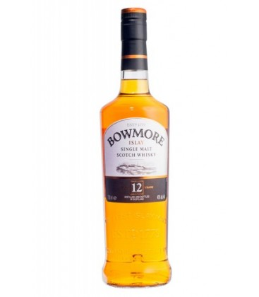 bowmore 12 years - comprar whisky - comprar bowmore 12 years - escocia