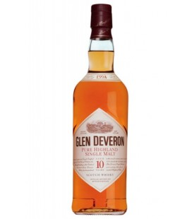 Whisky Glen Deveron 10 Años