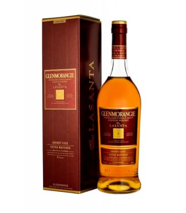 glenmorangie the lasanta - comprar glenmorangie the lasanta - whisky