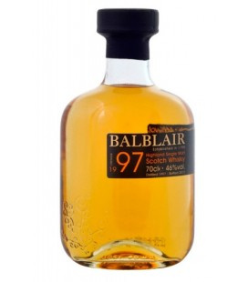 Balblair 2005 Vintage Single Malt Whisky 46%