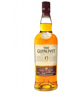 Whisky The Glenlivet 15 Años