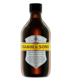 kamm & sons 500ml - comprar kamm & sons - licor kamm & sons 500ml