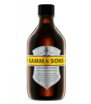 kamm & sons 500ml - comprar kamm & sons - licor kamm & sons 500ml