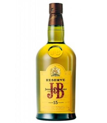 j&b reserva 15 a