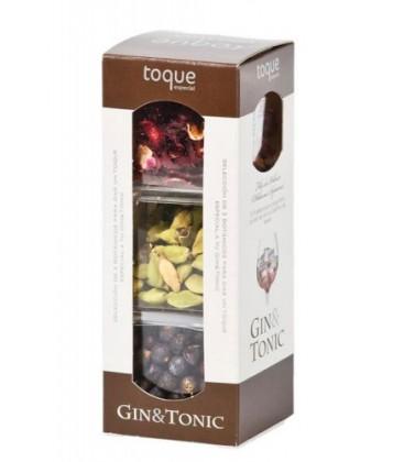 toque especial gin tonic