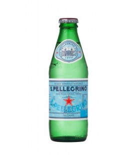 agua san pellegrino 25cl caja 24 uds