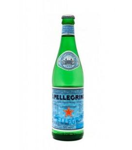 Agua San Pellegrino 50cl Caja 24 uds