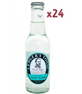 Ledgers Tonic Water Caja 24 Uds