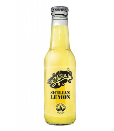 la gloria sicilian lemon - refresco de lim