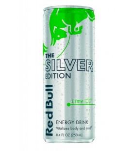 red bull silver edition - bebida energ