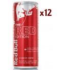 red bull red edition - bebida energ
