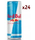 red bull sugarfree - bebida energ