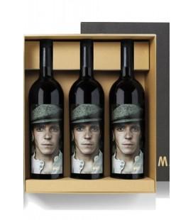 Estuche Matsu El Pícaro 3 botellas