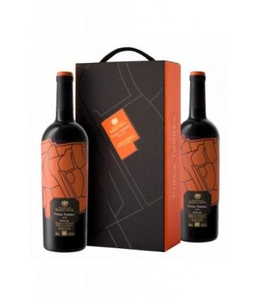 estuche 2 botellas finca torrea - comprar vino tinto la rioja - rioja