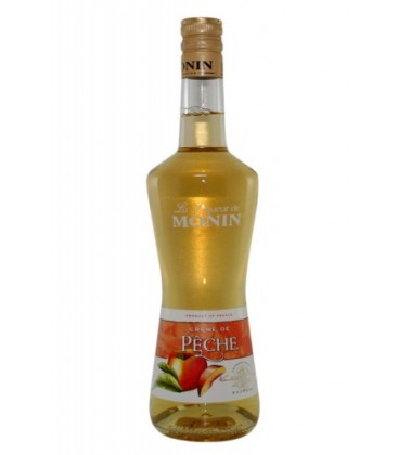 licor monin melocoton